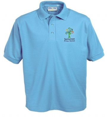 Springfield Primary School Polo Shirt